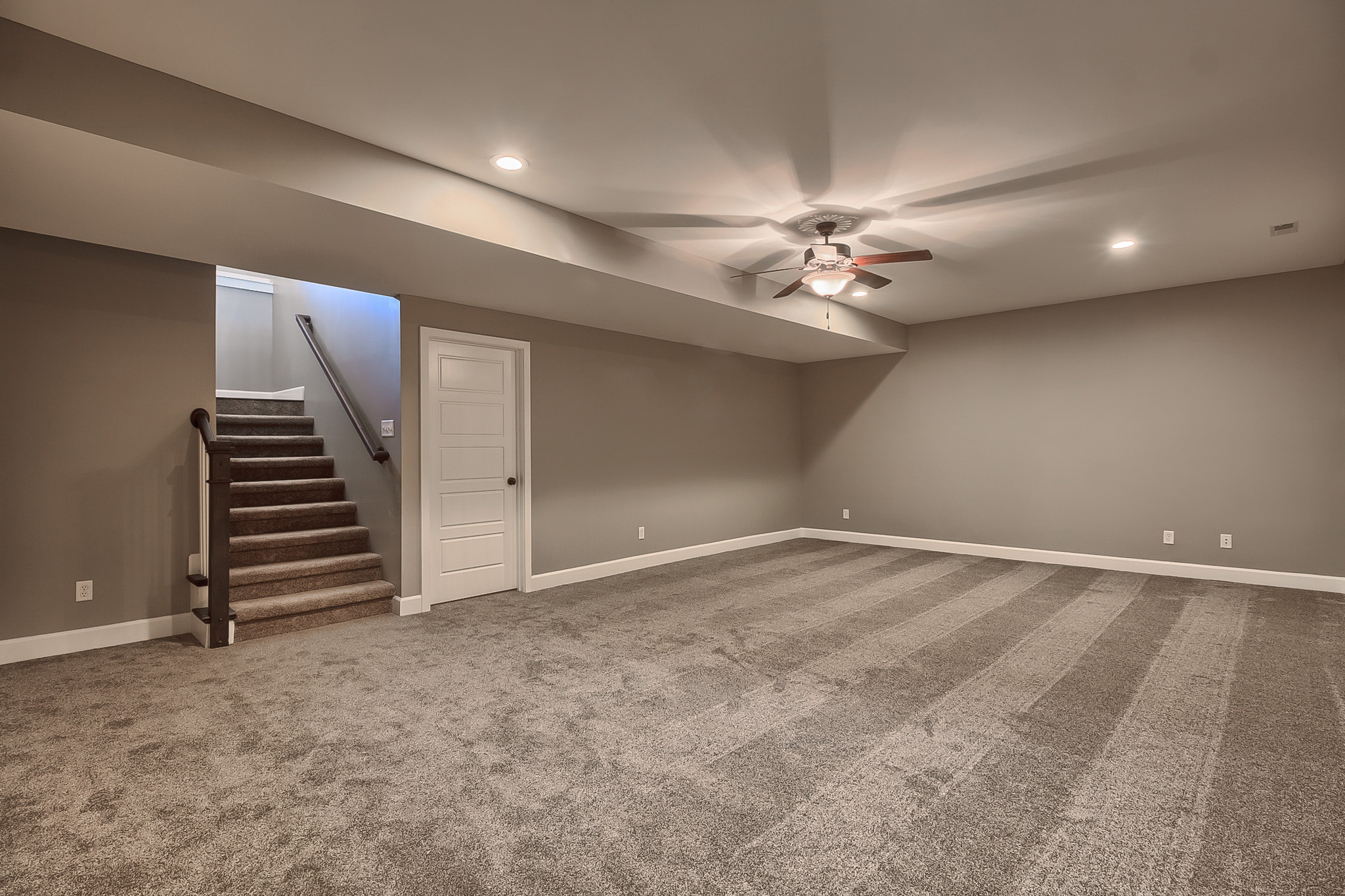 Finished basements Homes with finished basements for sale